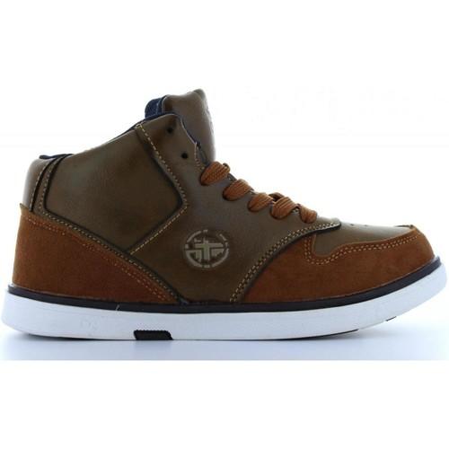 Chaussures Garçon Baskets montantes No Nukes B169750-B4920 Marrón