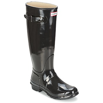 Hunter Femme Bottes  Original Tall Gloss