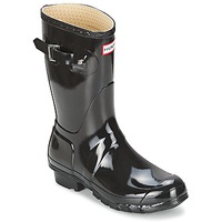 Bottes de pluie Hunter WOMEN'S ORIGINAL SHORT GLOSS