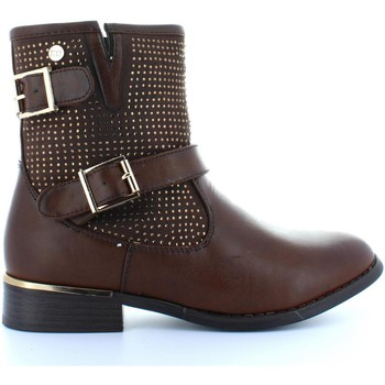 Chaussures Femme Bottines Xti 28503 Marr?n