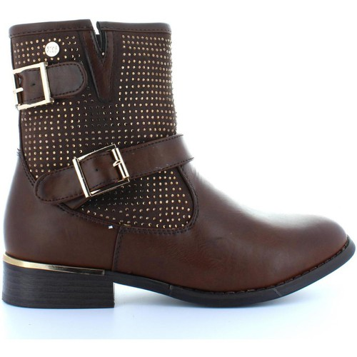 Chaussures Femme Bottines Xti 28503 Marrón