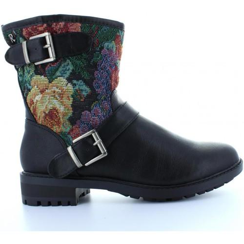 Chaussures Femme Bottes ville Refresh 61188 Negro