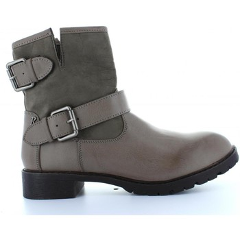 Chaussures Femme Bottines Refresh 61416 Beige