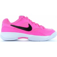 Chaussures Femme Baskets basses Nike 845048 COURT LITE CLAY Rosa