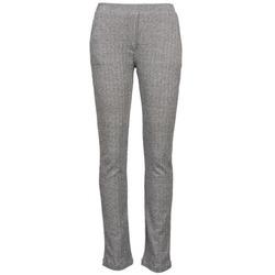 Vêtements Femme Pantalons fluides / Sarouels Majestic 2908 Gris