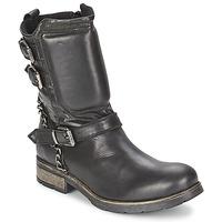 Chaussures Femme Boots Casual Attitude SERIS Noir