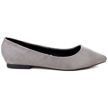 Chaussures Femme Ballerines / babies Cendriyon Ballerines Gris Chaussures Femme, Gris