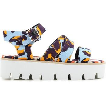 Chaussures Femme Sandales et Nu-pieds Msgm 2042MDS62 014 multicolore