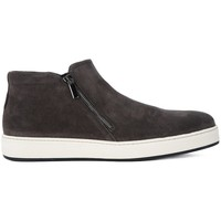 Chaussures Homme Ville basse Frau SUEDE LAVAGNA Nero