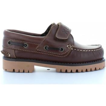 Chaussures Enfant Chaussures bateau Xti 53455 Marrón