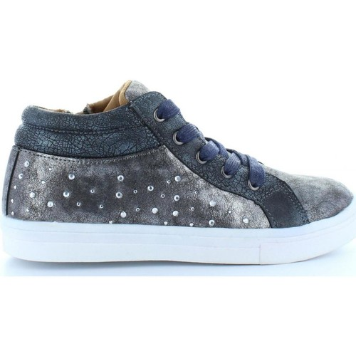Chaussures Enfant Baskets montantes Happy Bee B169020-B4920 Azul