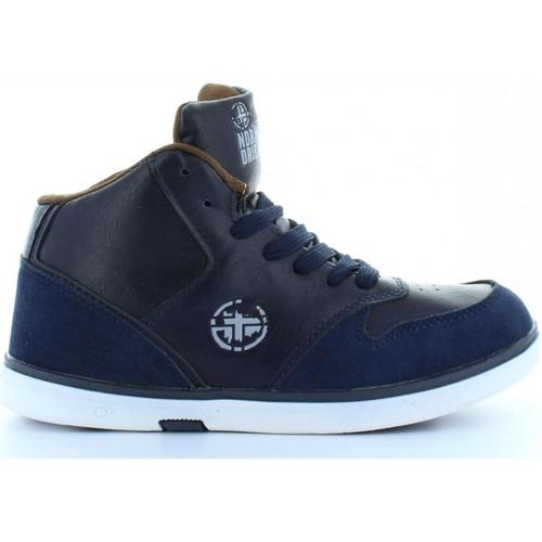 Chaussures Enfant Baskets montantes No Nukes B169750-B4920 Azul