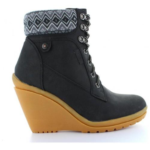 Chaussures Femme Bottines Refresh 61500 Negro