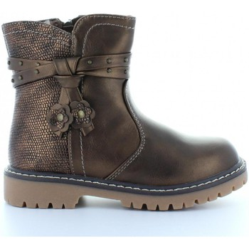 Chaussures Fille Boots Happy Bee B169120-B2512 Marr?n