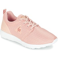 Chaussures Femme Baskets basses Le Coq Sportif DYNACOMF W FEMININE MESH Rose