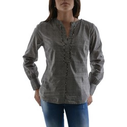 Tops / Blouses Cream chemisier  laya gris