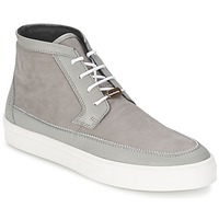 63149ce8354f Chaussures Homme Baskets montantes McQ Alexander McQueen CHUKKA CHRIS Gris