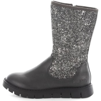 Chaussures Fille Bottines Lelli Kelly 3660 Bottes et bottines Fille Grey Grey