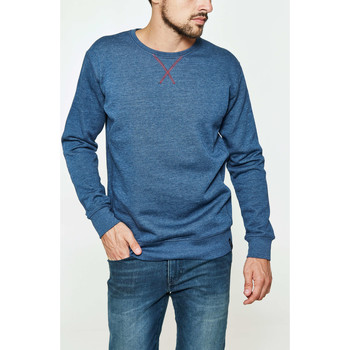 Vêtements Homme Sweats Pull-in Sweat Shirt Pull In Elfe Bleu Chine Homme Bleu