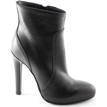 Chaussures Femme Bottines Divine Follie DIV-420440-NE Nero