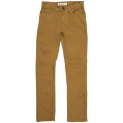 Vêtements Garçon Pantalons 5 poches Element Pantalon  Boom Pt Boy - Curry Marron