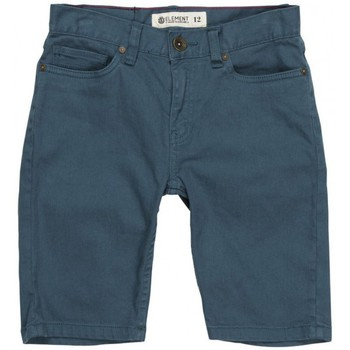 Vêtements Garçon Shorts / Bermudas Element Short  Owen Wk Boy - Legion Blue Bleu