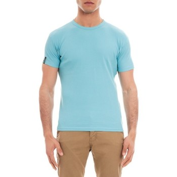 Vêtements Homme T-shirts & Polos Ritchie T-SHIRT WALTER Marine