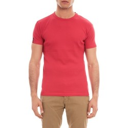 Vêtements Homme T-shirts & Polos Ritchie T-SHIRT WALTER Rouge