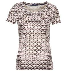Vêtements Femme T-shirts manches courtes Petit Bateau 10620 Multicolore