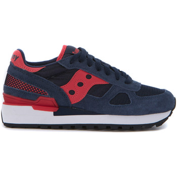 Saucony Chaussures S60124-26 DXN TRAINER fuchsia chaussures femme baskets Saucony soldes Mizuno Wave Kien G-TX  schwarz/rot/weiß (Black/Total Crimson-Gym Red-White) 7KeYSdqY23