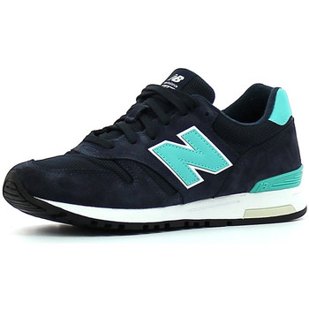 Chaussures Femme Baskets basses New Balance WL565 Navy