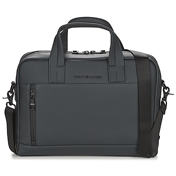 Sacs Homme Porte-Documents / Serviettes Tommy Hilfiger TH COURTSIDE COMPUTER BAG Marine