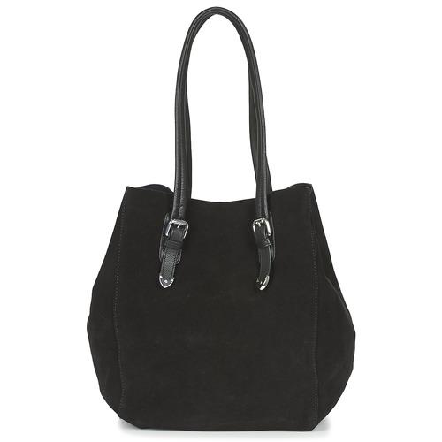 Sacs Femme Cabas / Sacs shopping Ikks THE CAPTAIN Noir