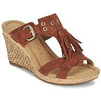 Chaussures Femme Sandales et Nu-pieds Gabor MULETTE Marron