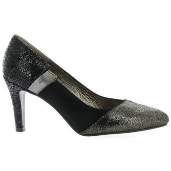 Chaussures Femme Escarpins Reqins Escarpins Noir