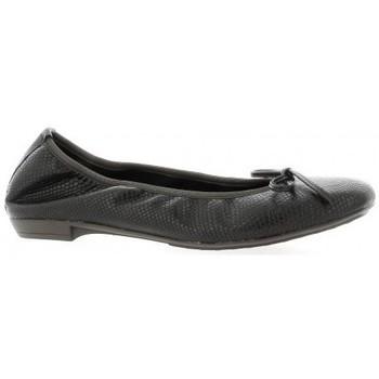 Chaussures Femme Ballerines / babies Elizabeth Stuart Ballerines cuir python  moka Moka