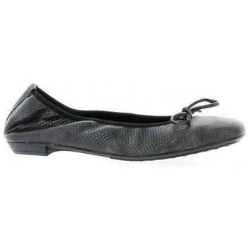 Chaussures Femme Ballerines / babies Elizabeth Stuart Ballerines cuir python Noir