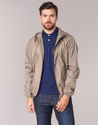 Vêtements Homme Coupes vent U.S Polo Assn. UPSA Taupe