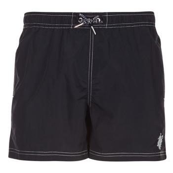 Vêtements Homme Maillots / Shorts de bain U.S Polo Assn. USPA SWIM TRUNK MED Noir