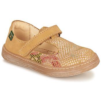 Chaussures Fille Ballerines / babies El Naturalista KEPINA Beige