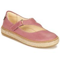 Chaussures Fille Ballerines / babies El Naturalista JASPER Rose