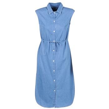 Vêtements Femme Robes longues Loreak Mendian BAT ARKANSAS Bleu
