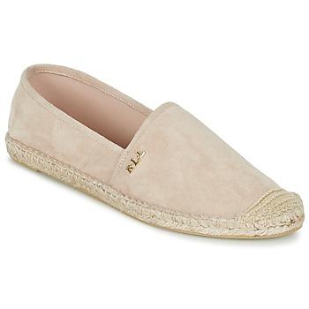 Chaussures Femme Espadrilles Ralph Lauren DANITA-ESPADRILLES-CASUAL Rose