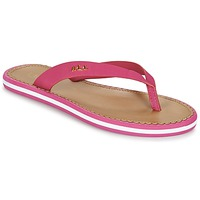 Chaussures Femme Tongs Ralph Lauren RYANNE-SANDALS-CASUAL Rose