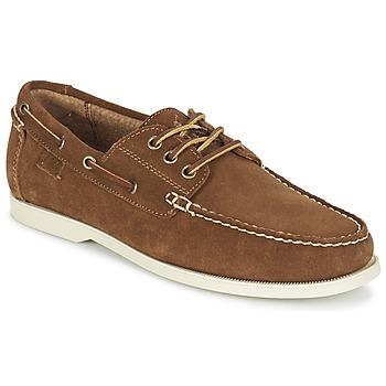 Chaussures Homme Chaussures bateau Ralph Lauren BIENNE II Marron