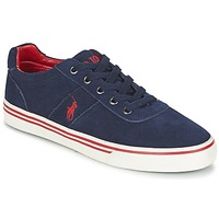 Chaussures Homme Baskets basses Polo Ralph Lauren HANFORD Marine