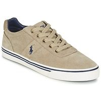 Chaussures Homme Baskets basses Polo Ralph Lauren HANFORD Taupe
