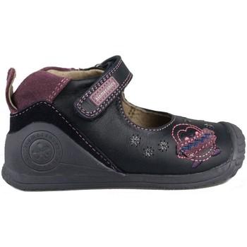 Chaussures Fille Ballerines / babies Biomecanics KAISER BLEU