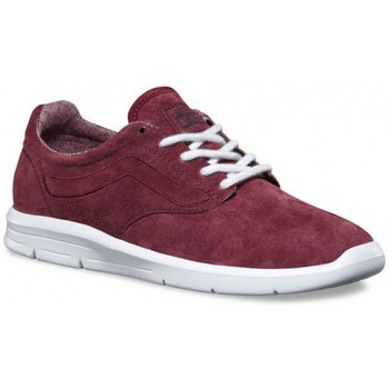 Chaussures Femme Baskets basses Vans Chaussures  U Iso 1.5 Tweed Dots - Burgundy / True White Rouge
