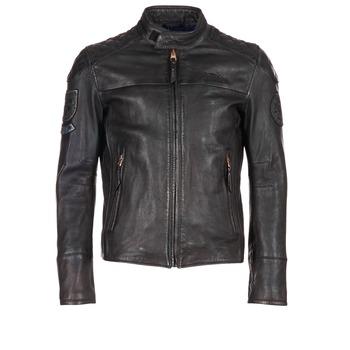 Vêtements Homme Vestes en cuir / synthétiques Redskins HAMILTON Noir
